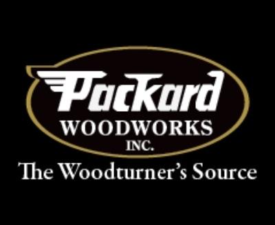 Shop Packard Woodworks logo