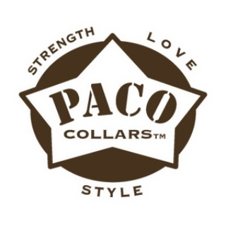 Shop Paco Collars logo