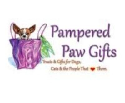 Shop Pampered Paw Gifts logo