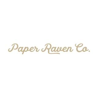 Shop Paper Raven Co. logo