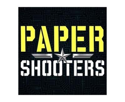 Shop Paper Shooters logo