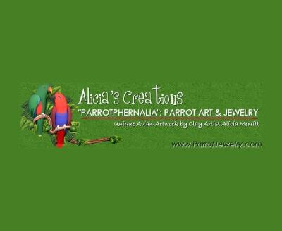 Shop Parrot Jewelry logo