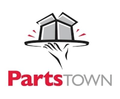 Shop Parts Town logo