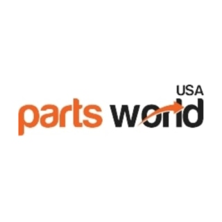 Shop parts world USA logo