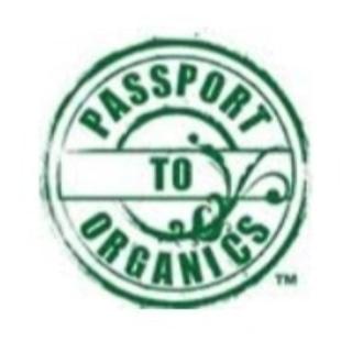 Shop Passport to Organics logo