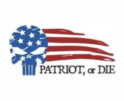 Shop Patrio or Die Apparel logo