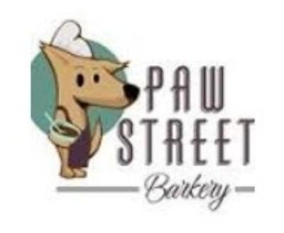 Shop Paw Street Barkery logo
