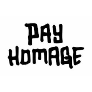 Shop Pay Homage logo