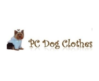 Shop PC Dog Clothes logo