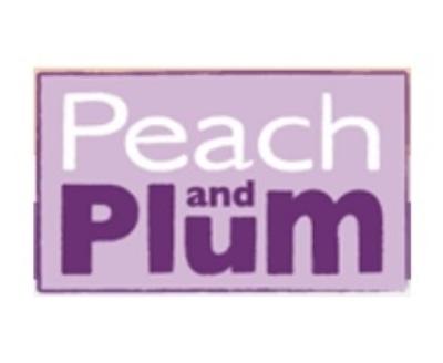 Shop Peach and Plum logo