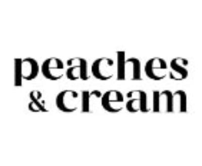 Shop Peaches & Cream logo