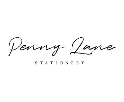 Shop Penny Lane Stationery logo