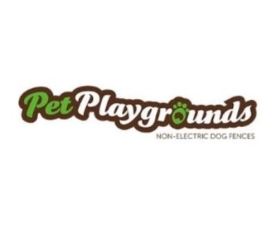 Shop Pet Playgrounds logo
