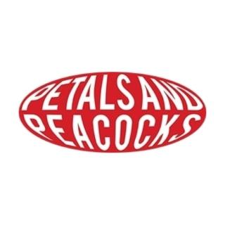 Shop Petals and Peacocks logo