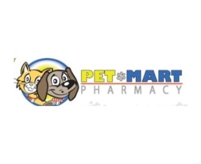 Shop PetMart Pharmacy logo