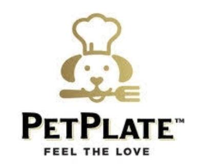 Shop PetPlate logo