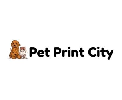 Shop Petful Prints logo