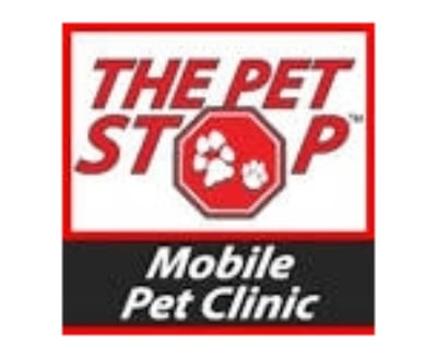 Shop The Pet Stop logo
