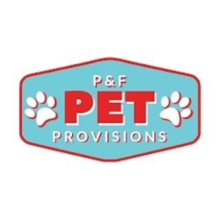 Shop P&F Pet Provisions logo