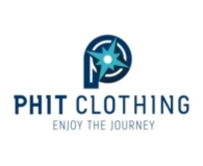 Shop Phit Clothing logo