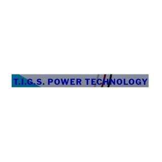 Shop T.I.G.S. Power Technology logo
