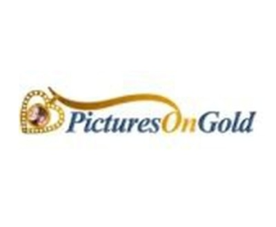 Shop PicturesOnGold logo