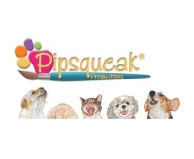 Shop Pipsqueak Productions logo