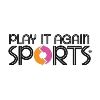 Shop Play it Again Sports logo