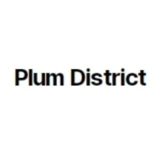 Shop Plum District logo