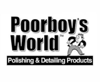 Shop Poorboys World logo