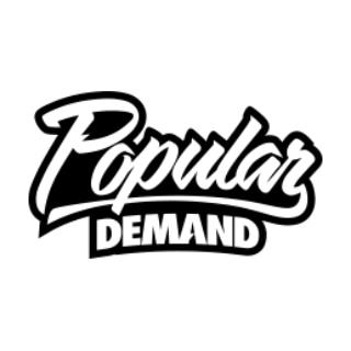 Shop Popular Demand logo