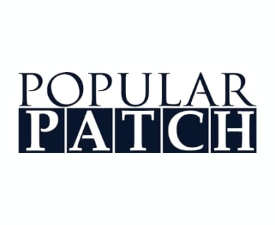 Shop Popular Patch logo