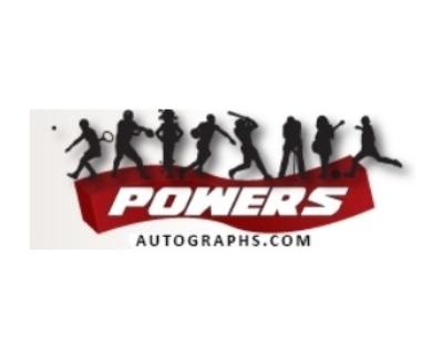 Shop Powers Autographs logo