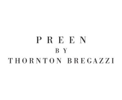 Shop Preen by Thornton Bregazzi logo