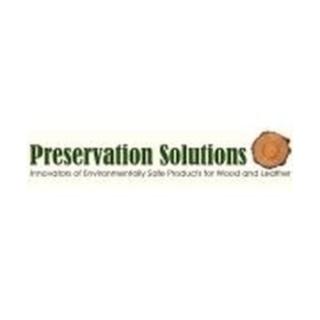 Shop Preservation Solutions logo