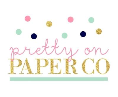 Shop Pretty On Paper Co logo