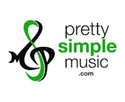 Shop Pretty Simple Music logo