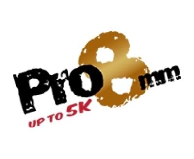 Shop Pro8mm logo