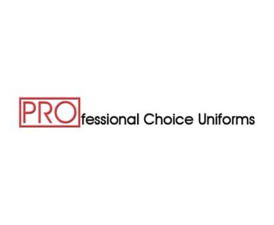 Shop Professional Choice Uniform logo