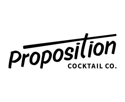 Shop Proposition Cocktail logo