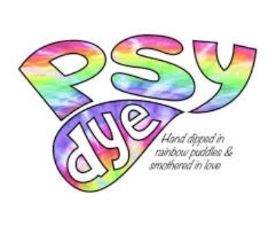 Shop PSYdye logo