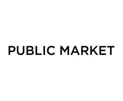 Shop Public Market Goods logo