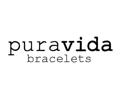 Shop Pura Vida Bracelets logo