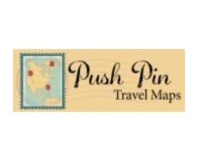 Shop Push Pin Travel Maps logo