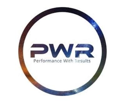 Shop PWR Supplements logo