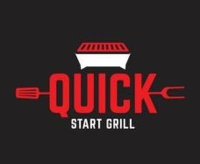Shop QUICK START GRILL logo
