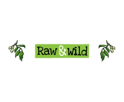 Shop Raw & Wild logo