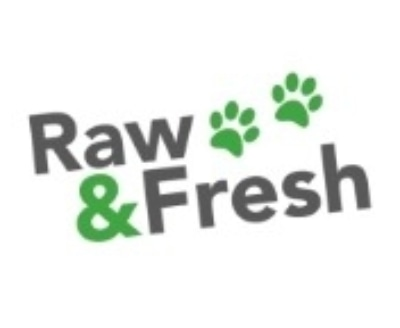 Shop Raw & Fresh logo
