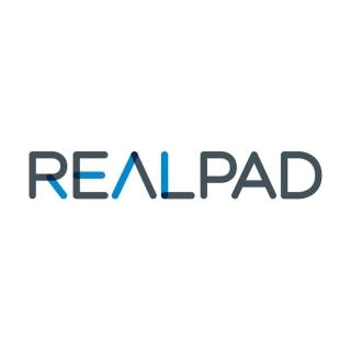 Shop RealPad logo