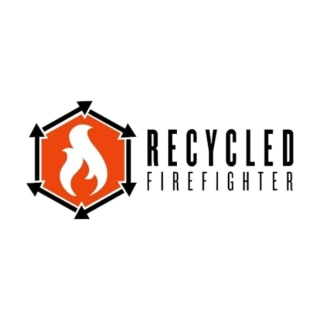 Shop Recycled Firefighter logo